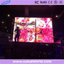 Mur visuel polychrome d'intérieur de HD1.92 LED