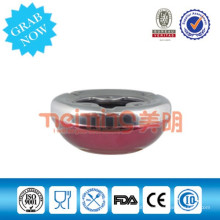 round ashtray, stainless steel portable ashtray,cigar ashtray