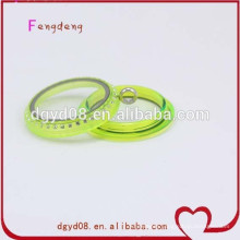 Acrylic jewelry glass locket manufacturer