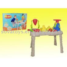 Brinquedo de praia de plástico, mesa de praia-907062550