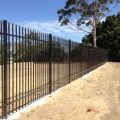 Zinc Steel Balcony Fence With Powder Coated