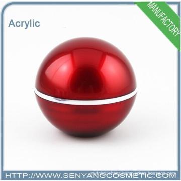 cosmetic jar acrylic cosmetic jar acrylic organizer plastic cosmetic packaging cream jar