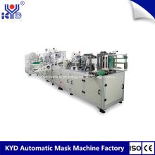 Máquina automática de dobragem de alta velocidade