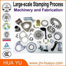 Custom Made High Quality Iron Die Machining Parts for Auto Parts