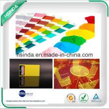 Revêtement en poudre résine en polyester extérieur de haute qualité