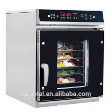 Alta calidad restaurante cocina horno K278 eléctrica combi vapor horno
