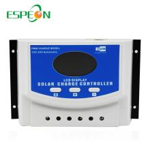 Espeon Cadeaux promotionnels 30A / 40A Contrôleur de charge à panneau solaire