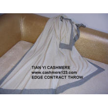 Cashmere Throw 0861