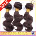 Trama forte onda corpo cabelo humano cabelo italiano virgem produtos de tecelagem