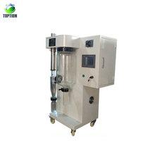 Máquina de secado por pulverización de huevo de la venta caliente TP-S30 / atomizador rotatorio del secador de aerosol / secador de aerosol experimental