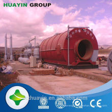 Thermal cracking technology waste tire pyrolysis oil