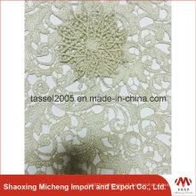 Fios Shinning Guipure Lace com Pedras 3051