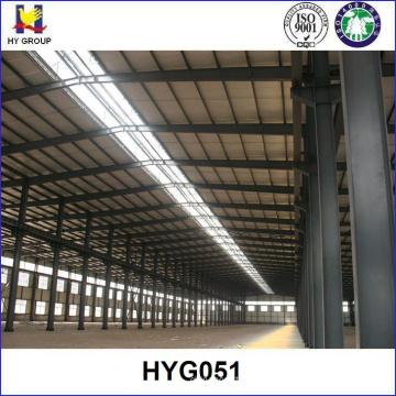 Almacén de construcción de acero prefabricado de bajo costo