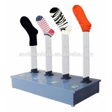 Máquina de embarque del calcetín eléctrico de la alta capacidad de producción