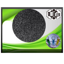 Vinylon (vinyl acetate) synthesis catalyst carrier particles of coconut shell activated carbon