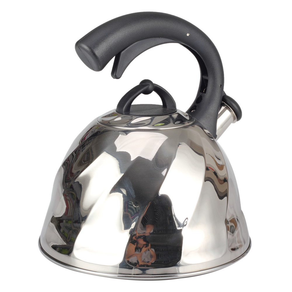 Easy Heating Base Whistling Kettle