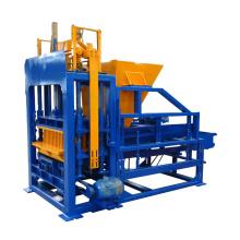 Principio de funcionamiento automático QTF4-15C del sistema hidráulico de la máquina de bloque hueco sólido