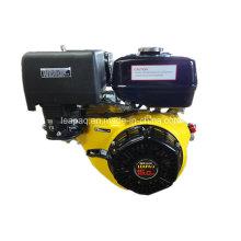 15.0HP 4-stufiger Einzelzylinder Ohv Benzinmotor