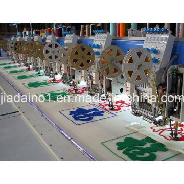Machine à broder à serviette et à paillettes 608