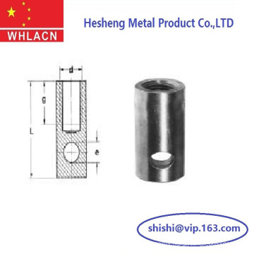 Precast Concrete Lifting Sockets Solid Type with Cross Hole