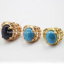 Heißer Verkaufs-Ring-Qualitäts-Edelstahl-Ring mit Stein