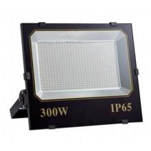 High Power Black 300W LED Flood Light