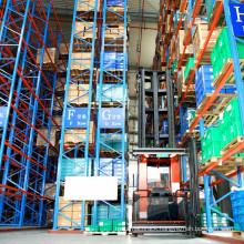 VNA heavy duty steel rack