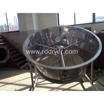 GFG cheese powder fluidized bed dryer in foodstuff