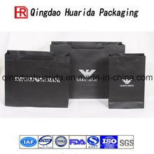 Bolsa de transporte de papel / plástico con diseño de cliente