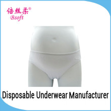 2016 disposable comfortable women underwear for maternity
