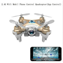 2.4GHz Mini Drone 6-Axis Gyro Quadcopter RC Airplane with WiFi 0.3MP Camera