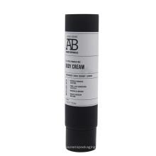 Tubo de plástico de 300 ml para tubo de crema corporal cosmético blando