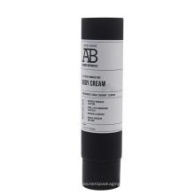 Tubo de plástico de 300 ml para tubo de creme de corpo cosmético macio