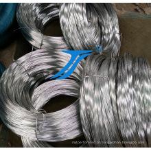 Fio de ferro galvanizado para encadernação (BWG6-BWG28)