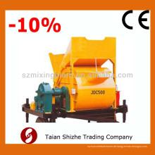 JDC 500 Horizontal Einwellen-Betonmischer, Betonmischmaschine
