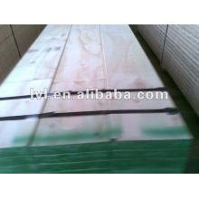 Tablón de andamio para material de construcción usado