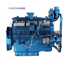 720 кВт / Шанхайский дизельный двигатель для генераторной установки, тип Dongfeng / V