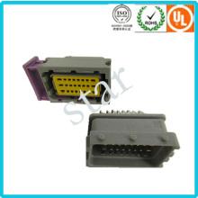 Automotive ECU Wire Harness 24 Pin Grey Connector