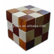 Enigma da cobra cubo mágico
