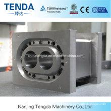 Barril de tornillo de extrusora de plástico Nanjing Tengda con alto rendimiento