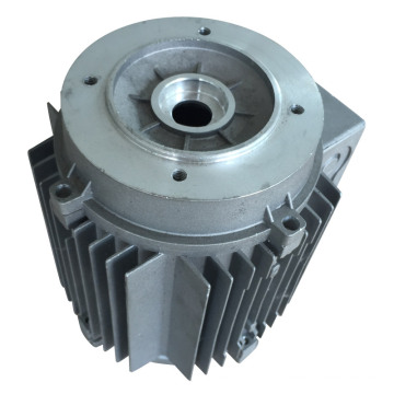 Moulage sous pression en aluminium à basse pression avec revêtement par pulvérisation