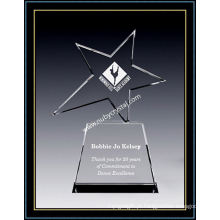 Prêmio de estrela de dança de cristal 8 polegadas de altura (NU-CW858)