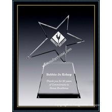 Награда Кристалл Звезда танца 8 дюймов высотой (ню-CW858)