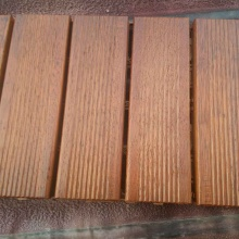 Burma Teak Outdoor Decking Tiles