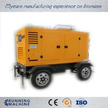 Stille generator gas aangedreven