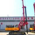 Hydraulic Excavator Ground Hole Drilling Rig Machine