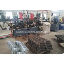 CNC Band Steel Bending Hoop Machine