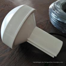 Recinto de antena de plástico precisa de alta calidad personalizada