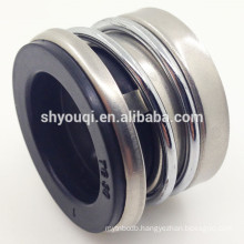Rubber + Stainless Steel Water Pump Shaft Oil Seal Mechanical water Sealing Ring Oil Seal set