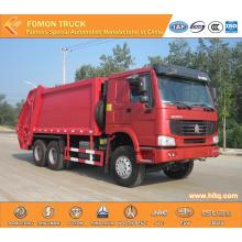 SINOTRUK 6X4 RHD EURO 2 336HP Xe tải Phế thải Tái chế